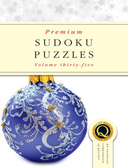 Premium Sudoku November 22, 2017 00:00