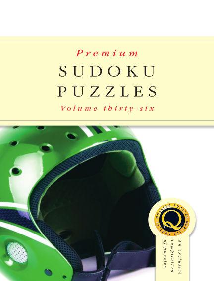 Premium Sudoku December 17, 2017 00:00