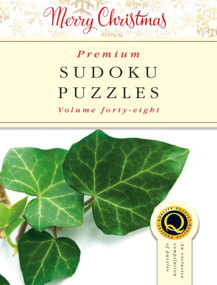 Premium Sudoku November 21, 2018 00:00