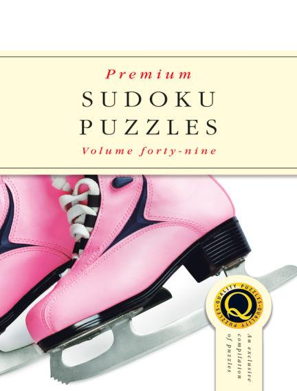 Premium Sudoku December 19, 2018 00:00