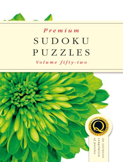 Premium Sudoku March 13, 2019 00:00