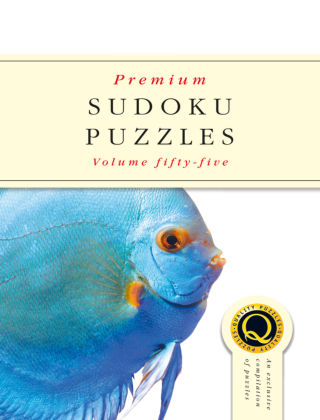Premium Sudoku No.055