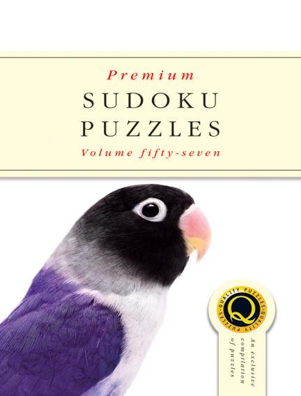 Premium Sudoku July 31, 2019 00:00