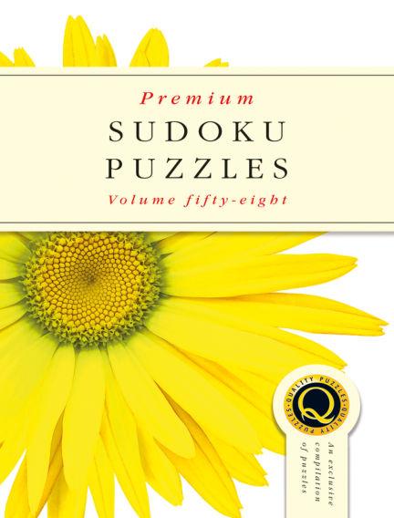 Premium Sudoku August 28, 2019 00:00