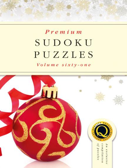 Premium Sudoku November 20, 2019 00:00