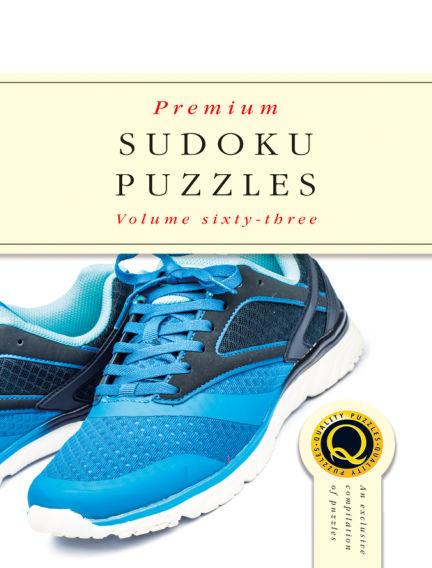 Premium Sudoku January 15, 2020 00:00