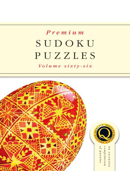Premium Sudoku April 08, 2020 00:00