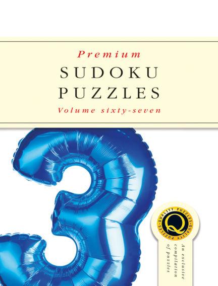 Premium Sudoku May 06, 2020 00:00