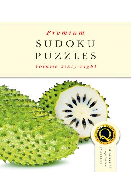 Premium Sudoku June 03, 2020 00:00