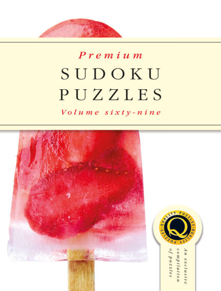 Premium Sudoku July 01, 2020 00:00