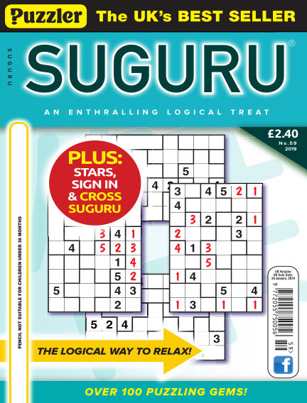 Puzzler Suguru January 02, 2019 00:00