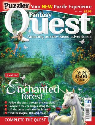 Fantasy Quest No.1