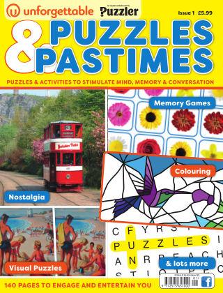 Puzzles & Pastimes No.1