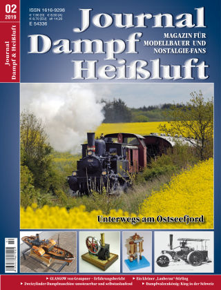 Journal Dampf & Heißluft 2-2019