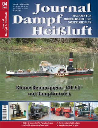 Journal Dampf & Heißluft 04-2019