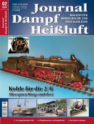 Journal Dampf & Heißluft 2-2020