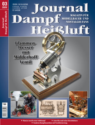Journal Dampf & Heißluft 3-2020