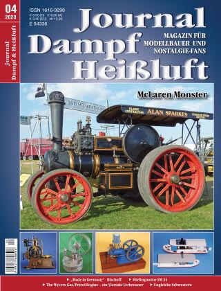 Journal Dampf & Heißluft 4-2020