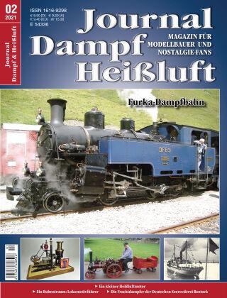 Journal Dampf & Heißluft 2-2021