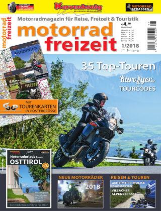 motorrad freizeit 01/2018