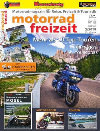 motorrad freizeit 02/2018