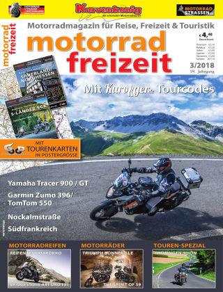 motorrad freizeit 03/2018