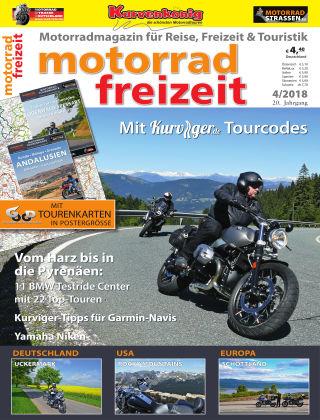 motorrad freizeit 04/2018