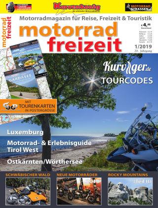 motorrad freizeit 01/2019