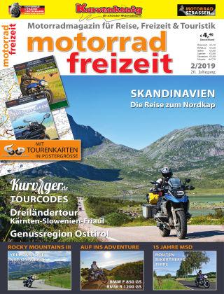 motorrad freizeit 02/2019