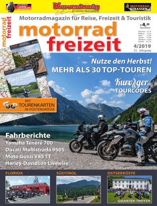 motorrad freizeit 04/2019