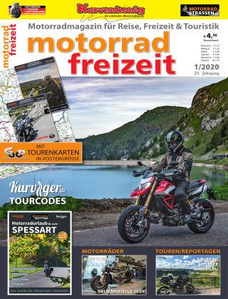 motorrad freizeit 01/2020