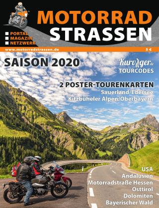 MOTORRADSTRASSEN Saison 2020