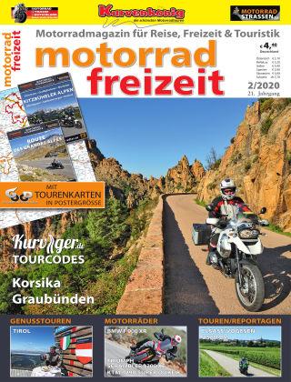 motorrad freizeit 02/2020