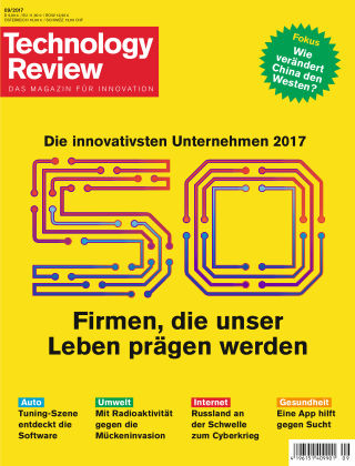 Technology Review 09-2017