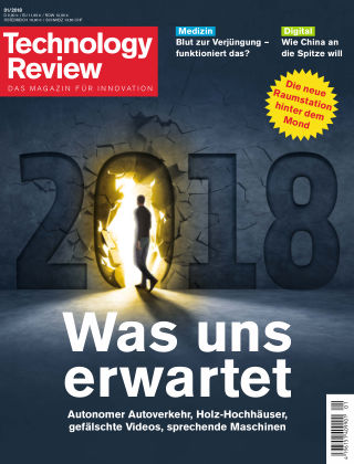 Technology Review 01-2018