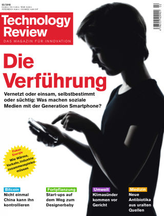Technology Review 02-2018