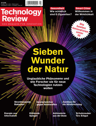 Technology Review 07-2018
