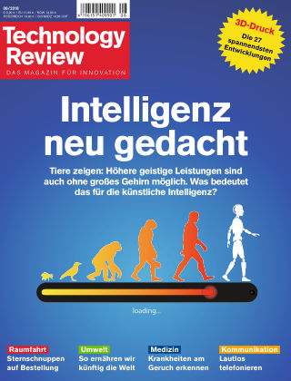Technology Review 08-2018