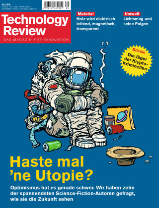 Technology Review 09-2018