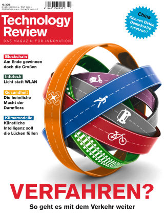 Technology Review 10-2018