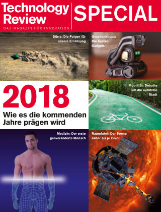 Technology Review 13-2018