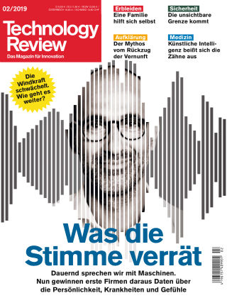Technology Review 02-2019