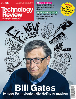 Technology Review 04-2019