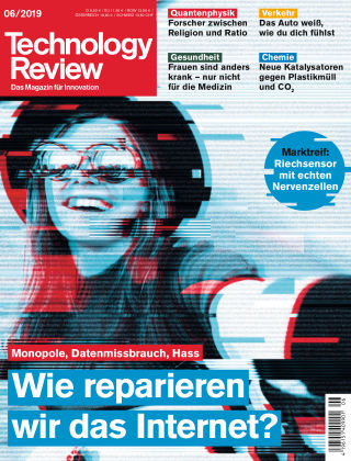 Technology Review 06-2019