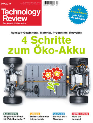 Technology Review 07-2019