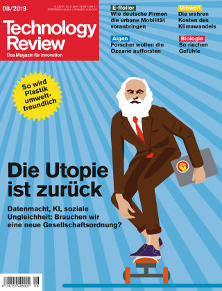Technology Review 08-2019