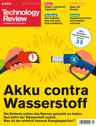 Technology Review 09-2019