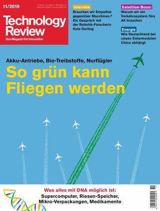Technology Review 11-2019