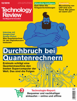 Technology Review 12-2019