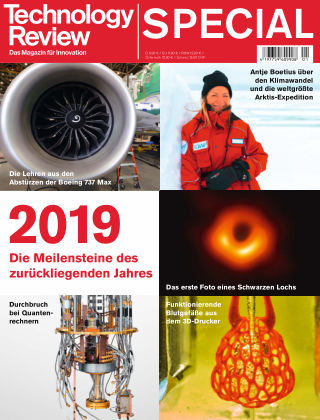 Technology Review 13-2019